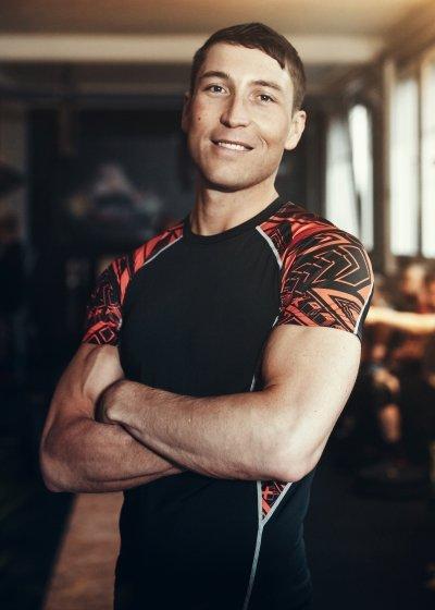 Personal Trainer Nik Klaus